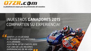 07ZR.com sortea entradas para el GP de Cheste