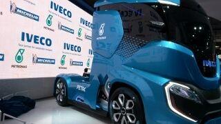 """Petronas desarrolla el lubricante para el nuevo """"Z"""" Truck de Iveco"""