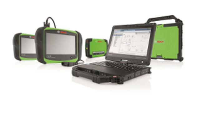 Bosch incorpora Ethernet a sus equipos de diagnosis