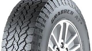 General Tire lanza en España su cubierta todoterreno Grabber AT3