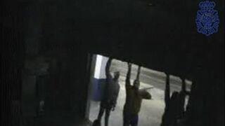 Tres detenidos por intentar robar en una tienda de recambios de Ávila