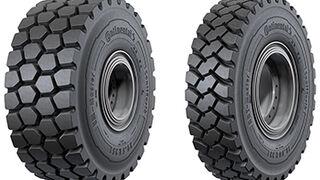 Continental lanza ContiEarth, neumáticos para obra civil y minería