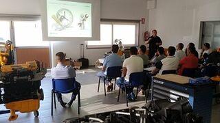 ContiTech forma a la red de talleres de Andel