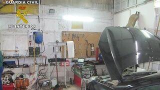 El Seprona destapa 50 talleres ilegales en la Comunidad Valenciana