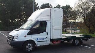 La DGT ya realiza ITV en carretera a camiones, furgonetas y autobuses