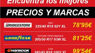Encuentra los mejores precios UHP en Neumáticos Soledad