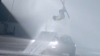 La capacidad del Dunlop Winter Sport 5 SUV sobre nieve, en vídeo