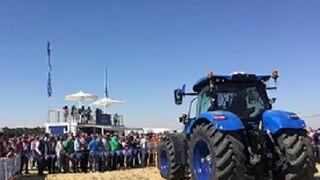 Trelleborg presenta su nueva gama de neumáticos para tractores