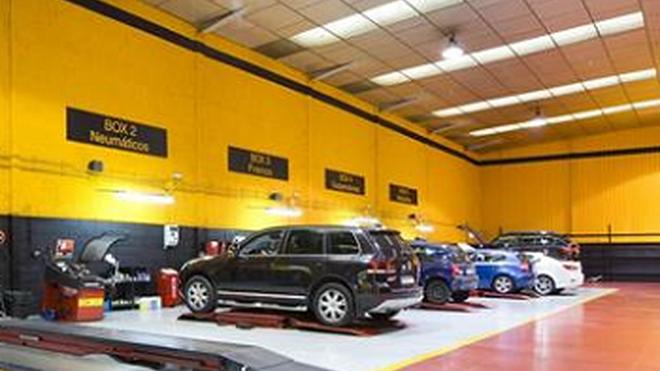 Los especialistas en neumáticos se llevan 2 de cada 10 operaciones en taller