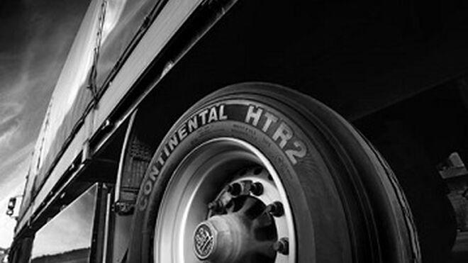 Realidad aumentada en el nuevo folleto de neumáticos de invierno para camión de Continental