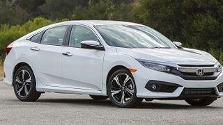 Más de 350.000 Honda Civic, a revisión por problemas en los frenos