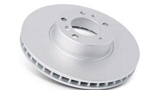 Qué diferencias hay entre un disco de freno macizo y uno ventilado