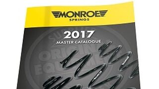 Monroe publica su catálogo de muelles 2017