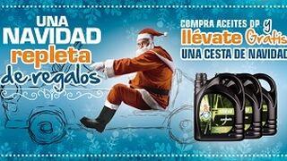 Dipart regala lotes navideños con su marca de lubricantes