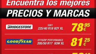Encuentra los mejores precios y marcas en UHP en Neumáticos Soledad