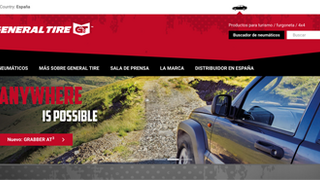General Tire estrena página web