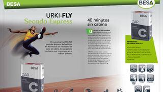 Besa URKI-FLY secado Express