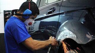 Cómo hacer un buen diagnóstico antes de reparar la chapa del coche