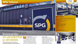 SPG Talleres, innovación en productos y servicios