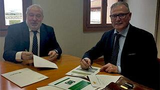 Caja Rural Navarra seguirá facilitando la financiación de los talleres de Ariauto