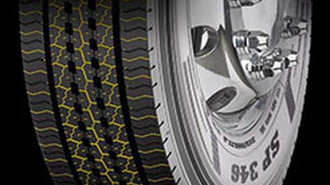 Dunlop presenta nuevos neumáticos de invierno para camión