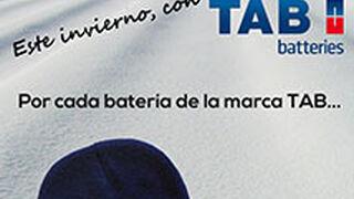 TAB Spain regala gorros de lana por la compra de sus baterías