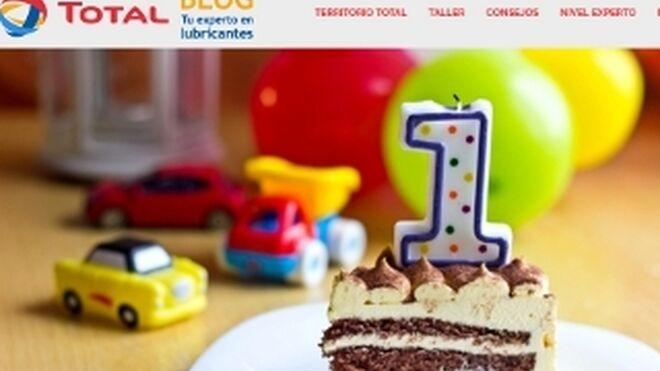 El blog de Total Lubricantes cumple un año
