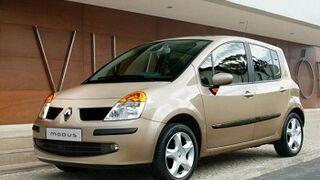 Cómo sustituir las lámparas en un Renault Modus