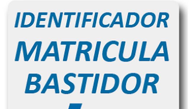 Ancera activa el servicio de microconsulta matrícula-bastidor