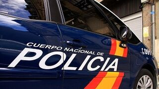 Cuatro detenidos por el intento de robo de un concesionario