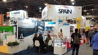 Fabricantes españoles de componentes, en la feria AAPEX de Las Vegas