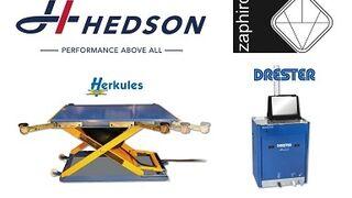 Zaphiro, importador oficial de todas las marcas de Hedson Technologies