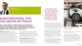 La especialización, una buena opción de futuro