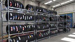 La venta de neumáticos de reposición se estanca en Europa en el tercer trimestre
