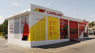 Carglass estrena taller modular en Pineda de Mar (Barcelona)