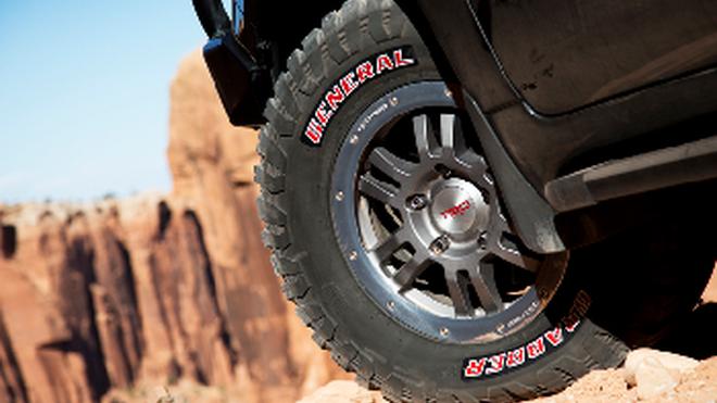 La venta de neumáticos off-road para 4x4 crecerá más del 15% en 2017