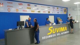 Suvima alcanza los 20 puntos de venta con su sucursal en Alicante