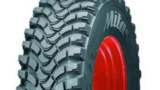 Mitas presenta su nueva medida de neumático HCM