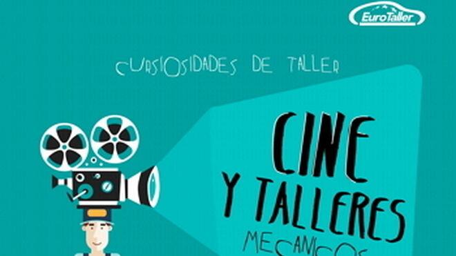 EuroTaller edita un ebook que explora la relación entre talleres y el cine