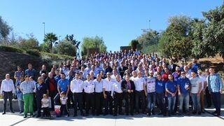 Más de 200 talleres en el primer Congreso de Repuestos Roma