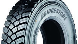 Bridgestone presenta el neumático recauchutado Bandag M-Drive 001