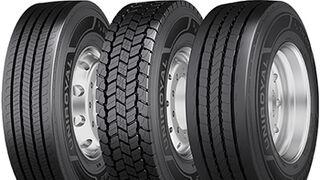 Uniroyal aumenta su gama de neumáticos para camión y autobús