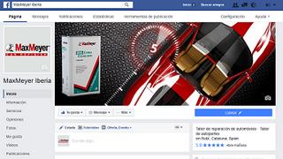 MaxMeyer ya tiene 1.000 seguidores en Facebook