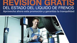 Recomiendan chequear el nivel del líquido de frenos en cada revisión de mantenimiento