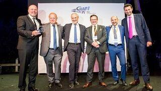 Valeo, mejor proveedor del año 2016 de Groupauto Internacional