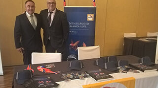 Glasurit, en las reuniones regionales de Iveco