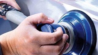 Cuáles son las lijadoras que se pueden usar para reparar un coche