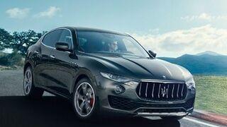 Los neumáticos de Bridgestone, equipo original en el primer SUV de Maserati