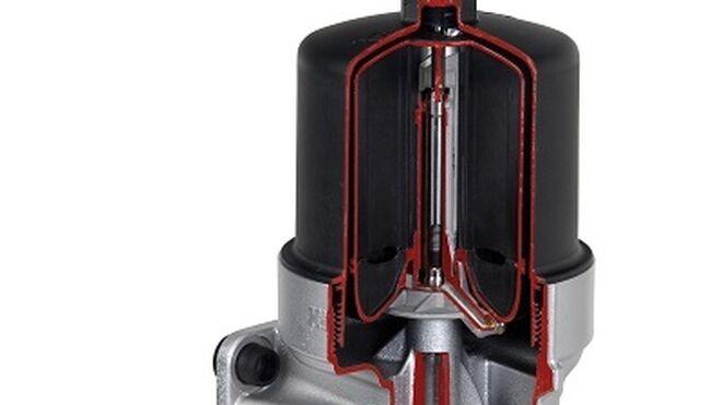 Innovador mantenimiento del aceite con la serie Blue.jet de Hengst