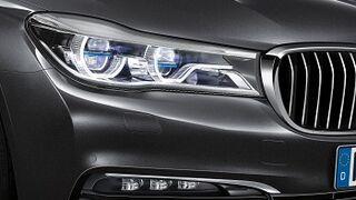 Iluminación láser de Osram en el BMW Serie 7